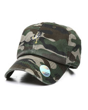Dad Hats - Praying Hands With Rosary Camo Cap-2311495