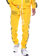 Jeans & Pants - OUTER SPACE TRACK PANT-2312223