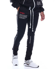 Jeans & Pants - OUTER SPACE TRACK PANT-2312206