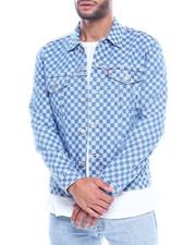 Levi's - The Trucker Jacket - CHECKMATE-2312217