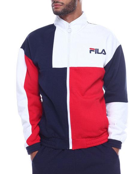 Fila - ROLAND FULL ZIP SWEATSHIRT