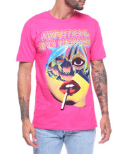 Pink Dolphin - VIBRATIONS+WAVES TEE-2312021