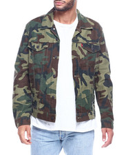 Levi's - The Trucker Jacket - Phalarope Camo-2312200