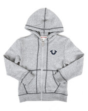 Boys - French Terry Hoodie (4-7)-2310854
