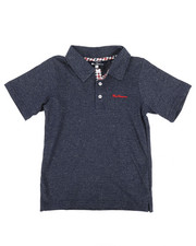 Ben Sherman - Short Sleeve Polo Shirt (8-20)-2311097