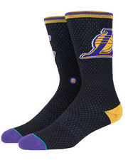DRJ SOCK SHOP - Lakers Jersey Socks-2311934