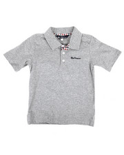 Ben Sherman - Short Sleeve Polo Shirt (4-7)-2311117