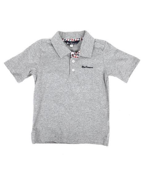 Ben Sherman - Short Sleeve Polo Shirt (4-7)