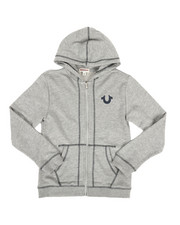 Boys - French Terry Hoodie (8-20)-2310862