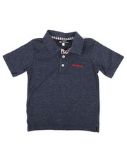 Ben Sherman - Short Sleeve Polo Shirt (4-7)-2311133