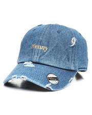 Dad Hats - Henny Vintage Distressed Dad Hat-2311506