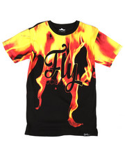 Fly Society - Red Hot Tee (8-20)-2311419