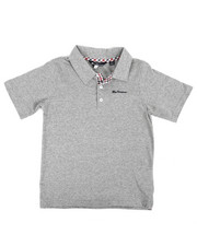 Ben Sherman - Short Sleeve Polo Shirt (8-20)-2311092