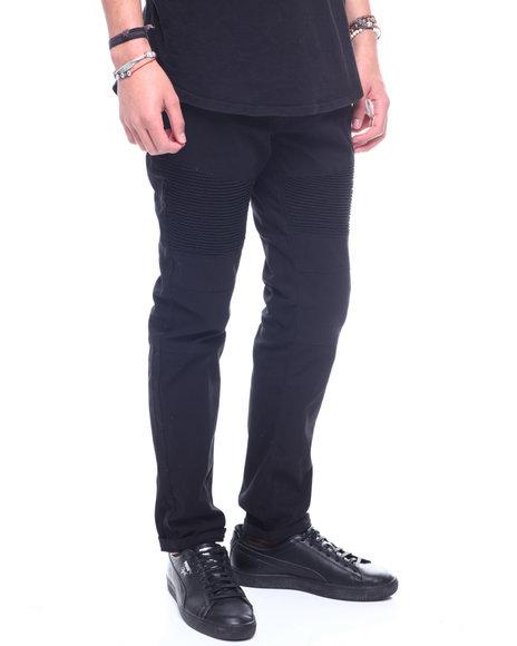 Buyers Picks - Twill Moto Pant with Zipper