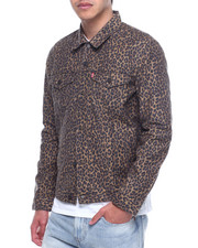 Levi's - The Trucker Jacket -PATCHY CHEETAH-2312919