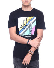 Pink Dolphin - POOL VIBE TEE-2313003