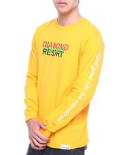 Diamond Supply Co - DIAMOND RESORT L/S TEE-2312888