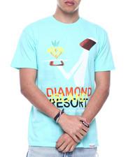 Diamond Supply Co - DIAMOND RESORT TEE-2312834