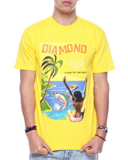 Diamond Supply Co - FISHING FOR COMPLIMENTS TEE-2312875