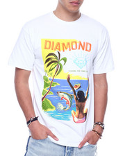 Diamond Supply Co - FISHING FOR COMPLIMENTS TEE-2312855
