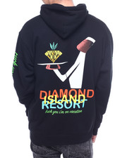Diamond Supply Co - DIAMOND RESORT HOODIE-2312733