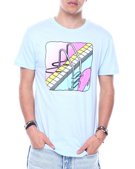 Pink Dolphin - POOL VIBE TEE