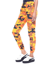 Bottoms - Twill Camo Jogger-2312522