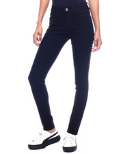 Bottoms - 5 Pocket Stretch High Waisted Skinny Jean-2312724
