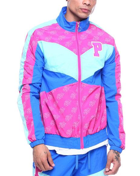 Pink Dolphin - MR POSITIVE WINDBREAKER Jacket