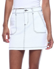Bottoms - PORKCHOP POCKET 1NTTM SKIRT-2313281