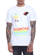 Diamond Supply Co - DIAMOND RESORT TEE-2313373