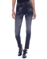 Bottoms - Baked 5 Pocket High Waisted Skinny Jean-2312768