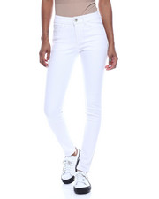 Bottoms - 5 Pocket Stretch High Waisted Skinny Jean-2312824