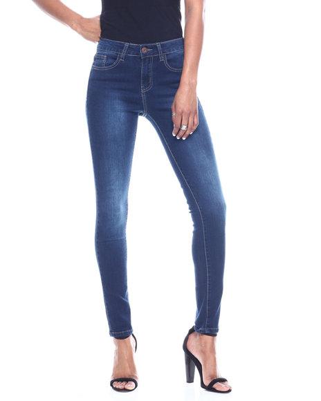 Fashion Lab - 5 Pocket Stretch High Waisted Skinny Jean