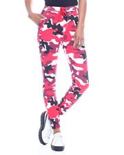 Fashion Lab - Twill Camo Jogger-2312517