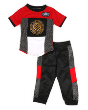 Boys - Graphic Tee & Jogger Pants Set (Infant)-2311468