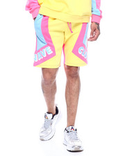 Pink Dolphin - WAVE CLUB SHORT V2-2313079