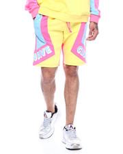 Pink Dolphin - WAVE CLUB SHORT V2-2313079
