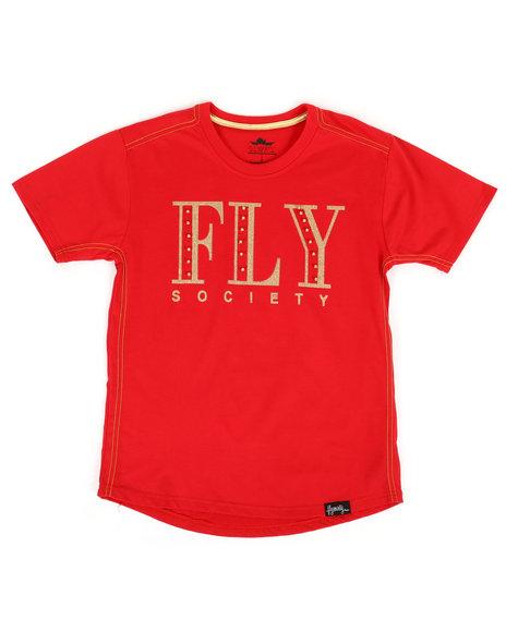 Fly Society - Fly Printed Tee (8-20)