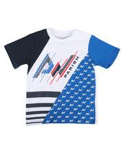 Boys - Color Block Cut & Sewn Tee (4-7)-2311884