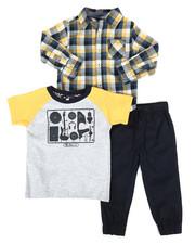 Ben Sherman - 3 Piece Knit Set (2T-4T)-2311447