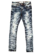 Bottoms - Wild Tiger Skinny Denim Jeans (8-20)-2311915