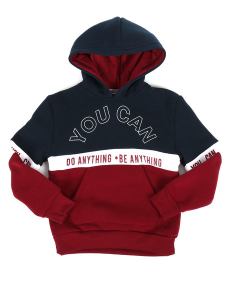 Arcade Styles - You Can Do Anything Hoodie (4-7)