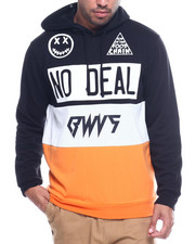 Hoodies - No Deal NY Colorblock Hoodie-2314125