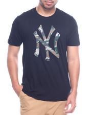 '47 - Yankees Camo Logo Tee-2314005