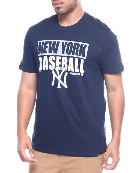 '47 - Yankees New York Baseball tee