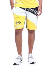 Buyers Picks - Colorblock moto Short-2314242