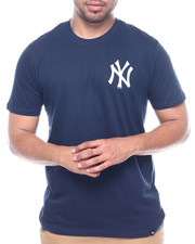 Athleisure for Men - Chest Logo Yankees Tee-2313912