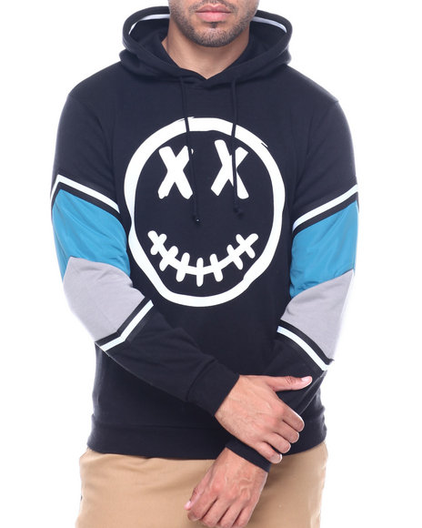 BWOOD - No Deal Face Hoodie