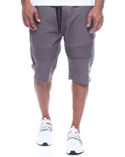 Phat Farm - Stretch Pull-On Twill Moto Shorts (B&T)-2313611